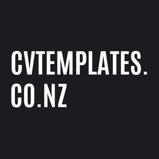 CVTemplates.co.nz
