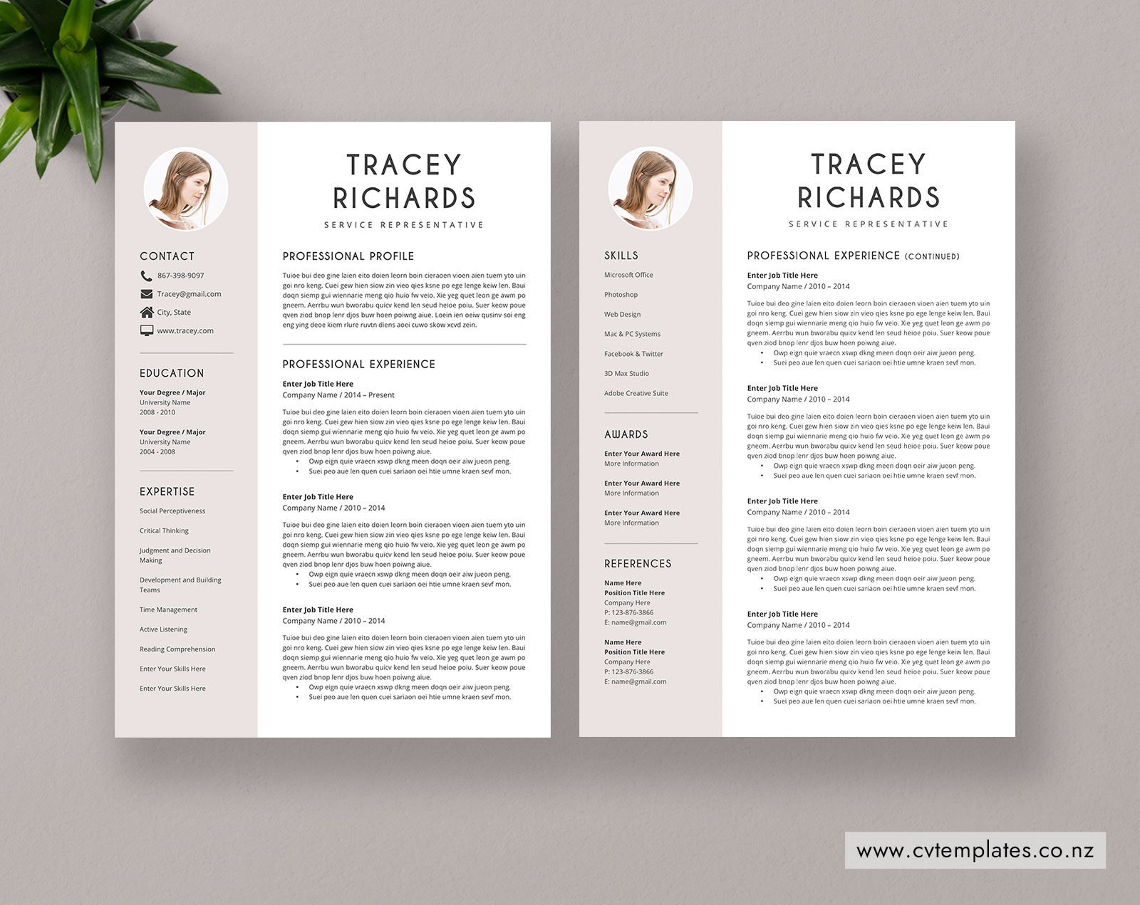 what your next new zealand cv and cover letter should look